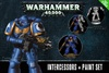 Warhammer 40,000: Intercessors + Paint Set (99170101009)