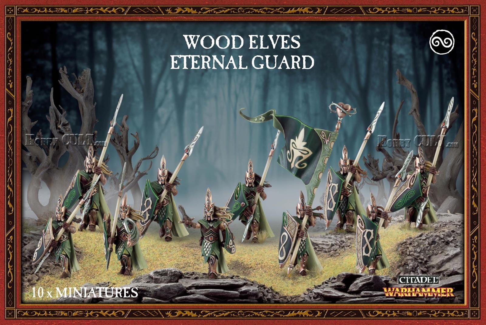 Wood Elves Eternal Guard / Wildwood Rangers (99120204008)