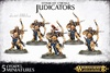 Stormcast Eternals Judicators - 10 Miniatures (99120218013)
