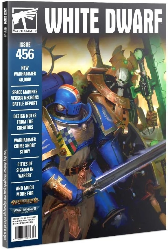 White Dwarf September 2020 - Issue 456 (60249999598)