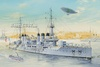 1:350 French Navy Pre-Dreadnought Battleship Voltaire (PreOrder)