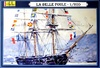 1:200 La Belle Poule 1834-1861, French 60-Gun First Rank Frigate
