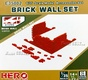 1:35 Brick Wall Set (8 Types, 60 pcs) (Pre-Order)