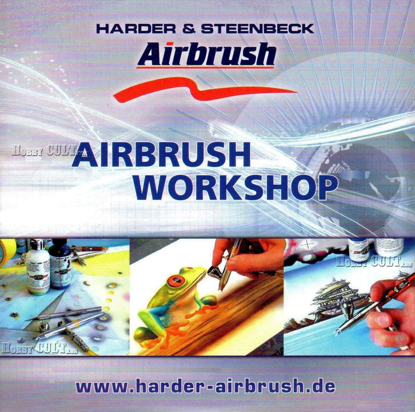 DVD Airbrush Workshop Technique