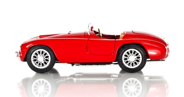 1:18 Ferrari 166 MM Barchetta 1949