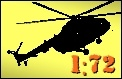 Helicopters 1:72