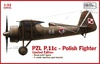 1:32 Polish Fighter PZL P.11C (Limited Edition) (Pre-Order)