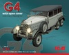 1:24 Mercedes-Benz W31 Type G4 w/Open Cover