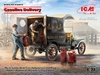 1:24 Gasoline Delivery - Ford Model T 1912 w/Loaders (Pre-Order)