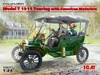 1:24 Ford Model T 1911 Touring w/American Motorists (Pre-Order)