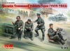 1:35 German Command Vehicle Crew 1939-1942 (Pre-Order)