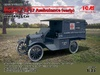 1:35 Ford Model T 1917 Ambulance (Early) (Pre-Order)