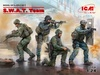 1:24 S.W.A.T. Team Fighters (4 Figures) (Pre-Order)