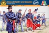 1:72 Union Infantry & Zouaves (American Civil War)