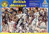 1:72 British Hussars (Crimean War 1854)