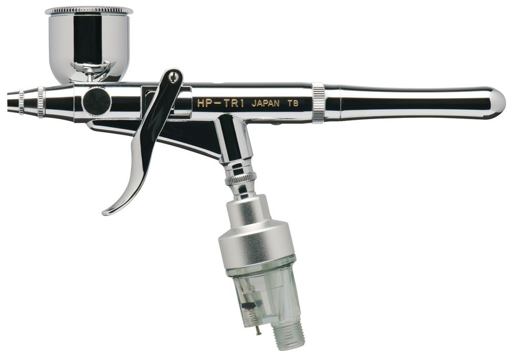 Iwata Revolution HP-TR1 Side Feed Trigger Airbrush 0.30mm