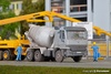 1:87 H0 Mercedes-Benz Actros 3-axle Concrete Mixer