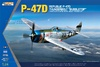 1:24 Republic P-47D Thunderbolt 'Bubbletop' (Pre-Order)