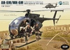 1:35 AH-6M/MH-6M Little Bird w/5 Resin Figures (Pre-Order)
