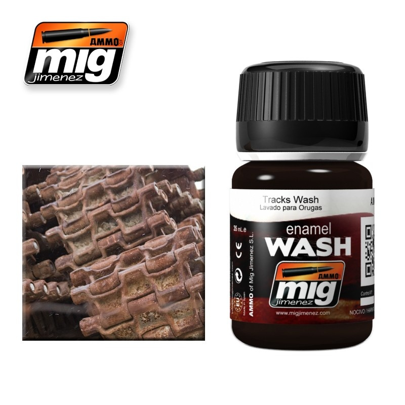 Tracks (Wash) - 35ml