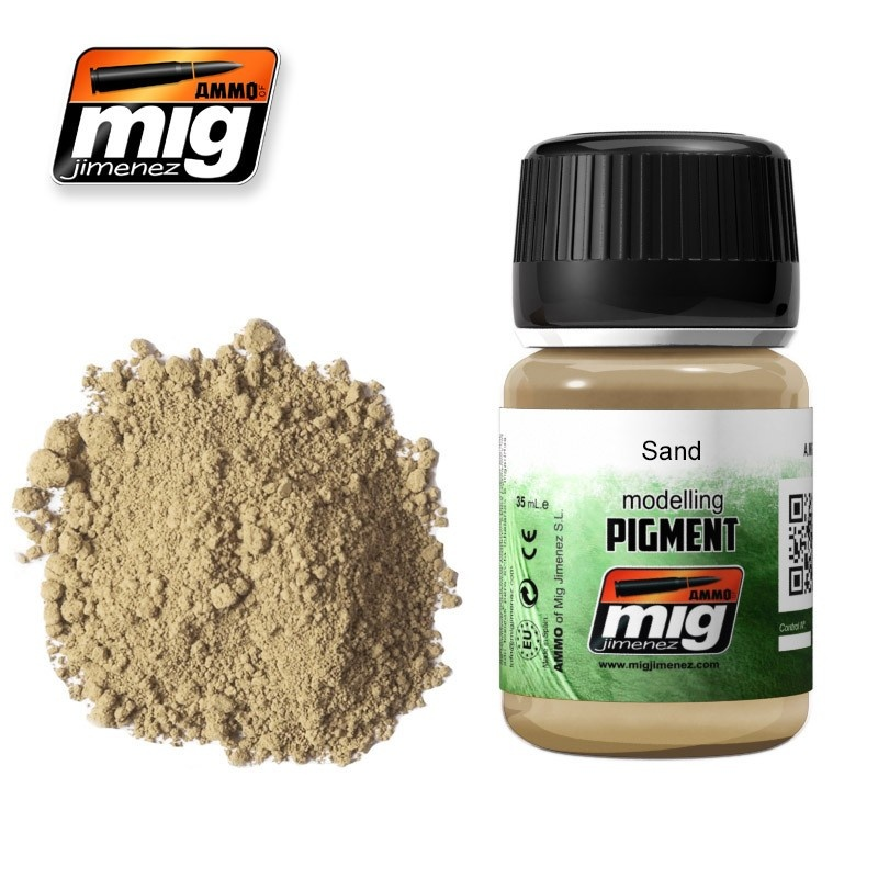 Sand (Modelling Pigment) - 35ml