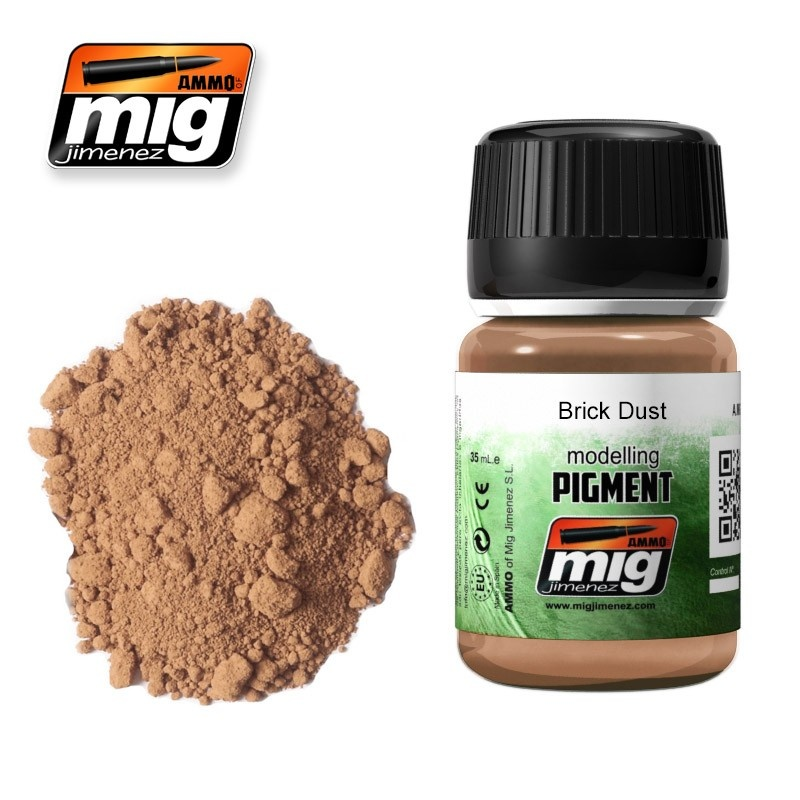 Brick Dust (Modelling Pigment) - 35ml