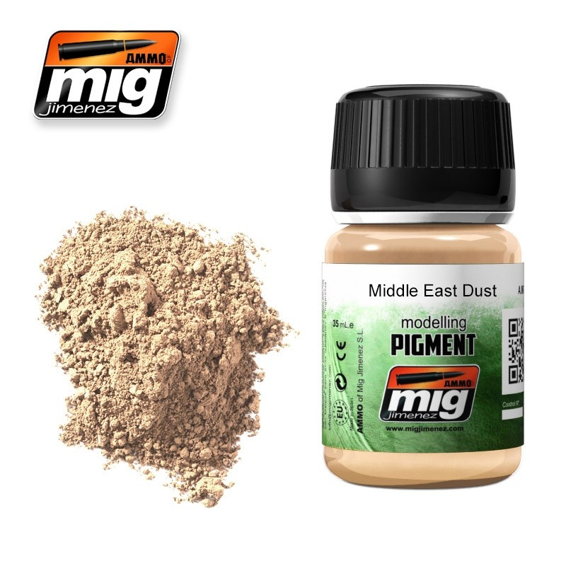 Middle East Dust (Modelling Pigment) - 35ml
