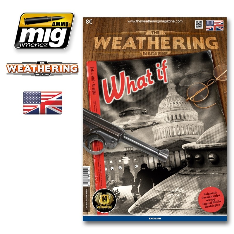 Issue 15. WHAT IF - The Weathering Magazine (English)