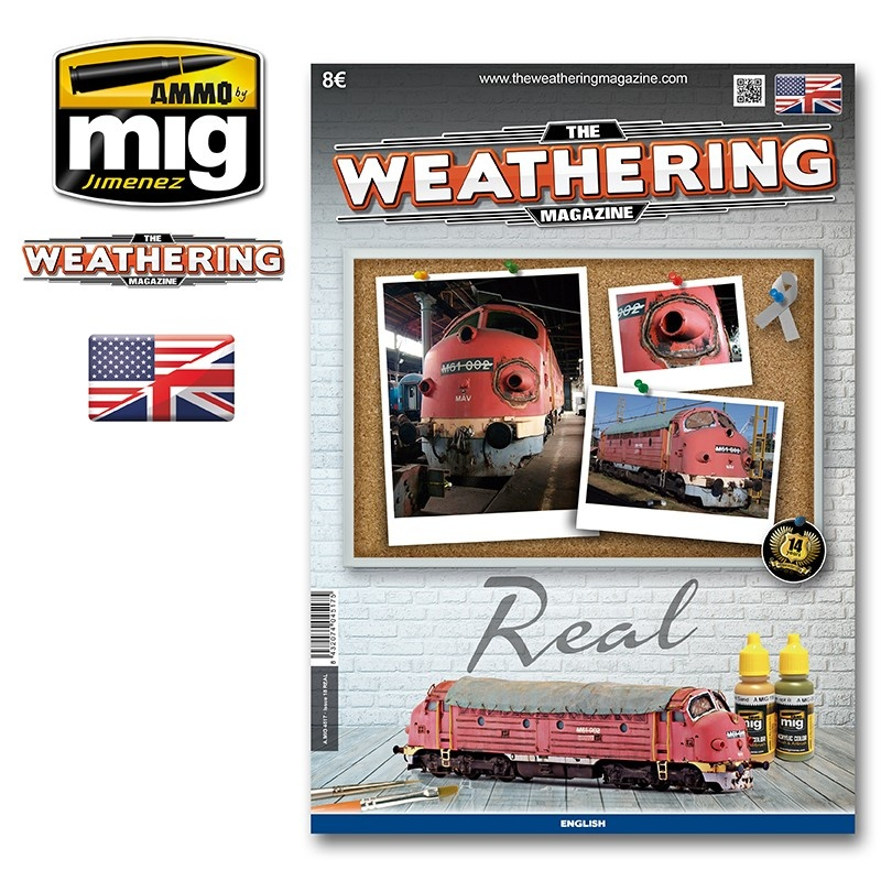 Issue 18. REAL - The Weathering Magazine (English)