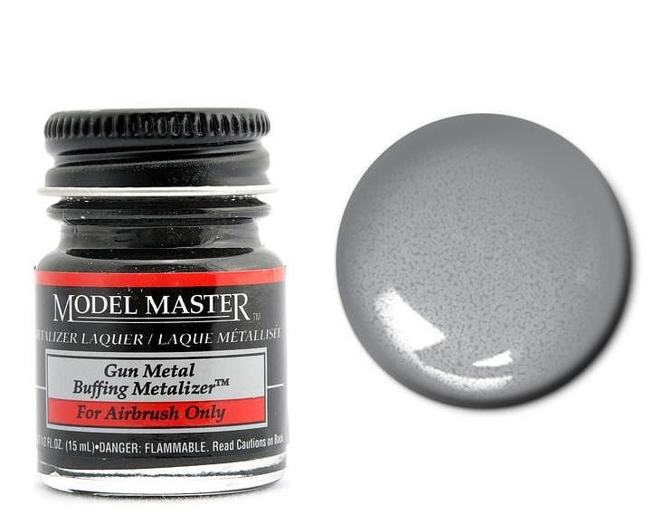 Gun Metal (Buffing Metalizer) - 15ml