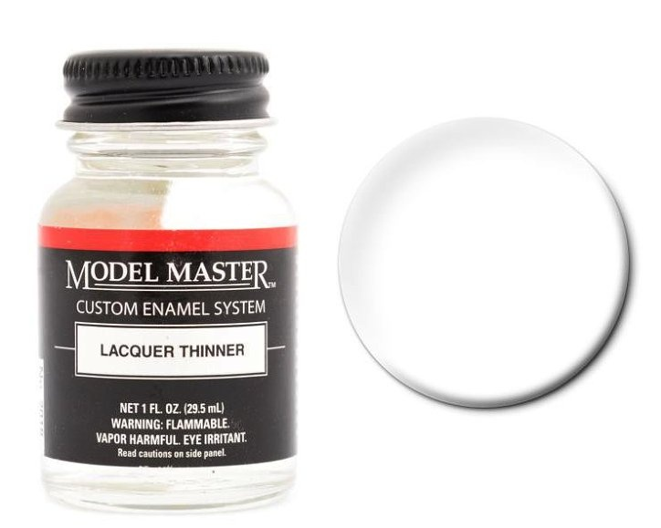 Lacquer Thinner - 29.5ml