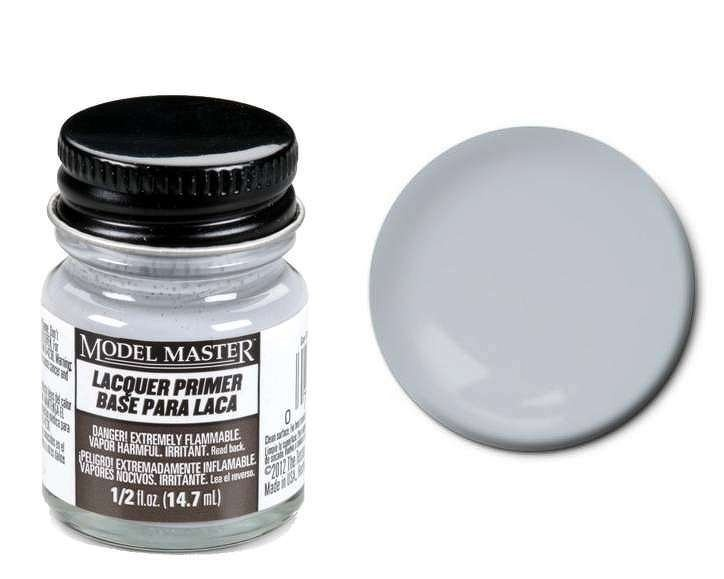 Lacquer Super Fine Gray Primer - 14.7ml