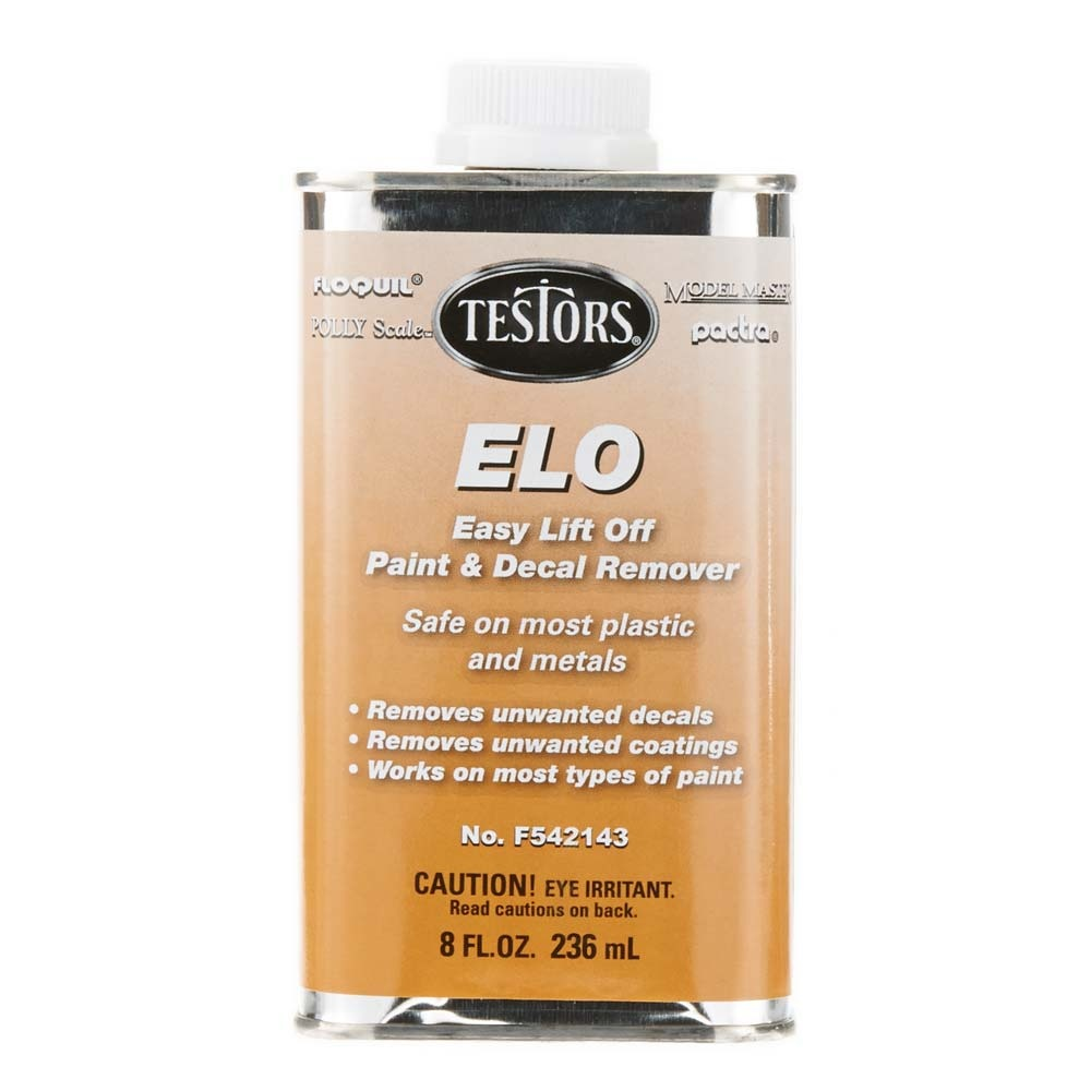 ELO Easy Lift Off Paint & Decal Remover - 236ml