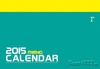 Collector Desk Calendar 2015 (Pre-Order)