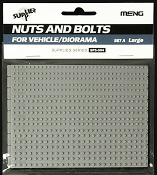 1:35 Nuts & Bolts - Set A Large (Pre-Order)