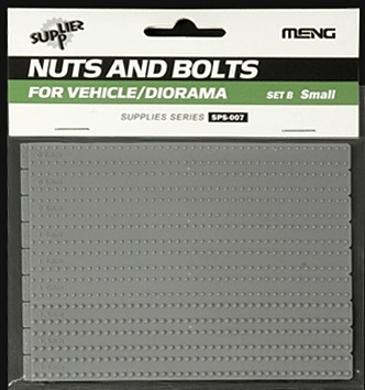 1:35 Nuts & Bolts - Set B Small (Pre-Order)