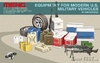 1:35 Equipment for Мodern U.S. Military Vehicles (Pre-Order)