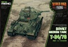 World War Toons - Soviet Medium Tank T-34/76 (Pre-Order)