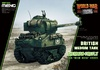 World War Toons - British Sherman-Firefly (Pre-Order)