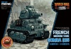 World War Toons - French Medium Tank Somua S-35 (Pre-Order)