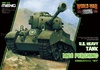 World War Toons - U.S. Heavy Tank M26 Pershing (Pre-Order)