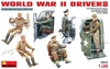 1:35 Drivers WWII (Pre-Order)