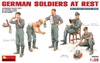 1:35 German Soldiers at Rest (Pre-Order)