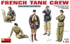 1:35 French Tank Crew WWII (Pre-Order)