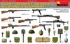 1:35 Soviet Infantry Automatic Weapons & Equipment (Pre-Order)