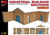 1:35 Industrial Building Sections