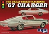 1:25 Dodge Charger 1967 'The Great Street Machines'
