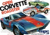 1:25 Chevrolet Corvette 1975 - Stock, Street, Drag (3 in 1)