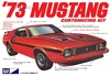 1:25 Ford Mustang 1973 - Stock, Street, Racing (3 in 1)