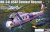 1:48 Sikorsky HH-34J Choctaw USAF Combat Rescue (Pre-Order)